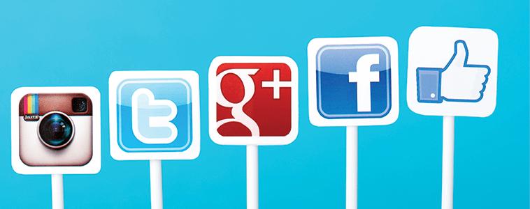 Social media e suas funções