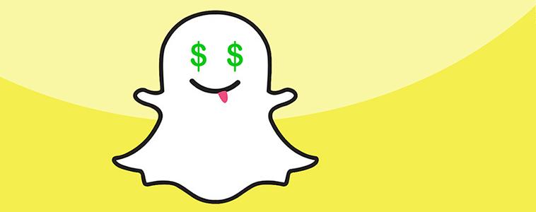 como usar o snapchat para empresas